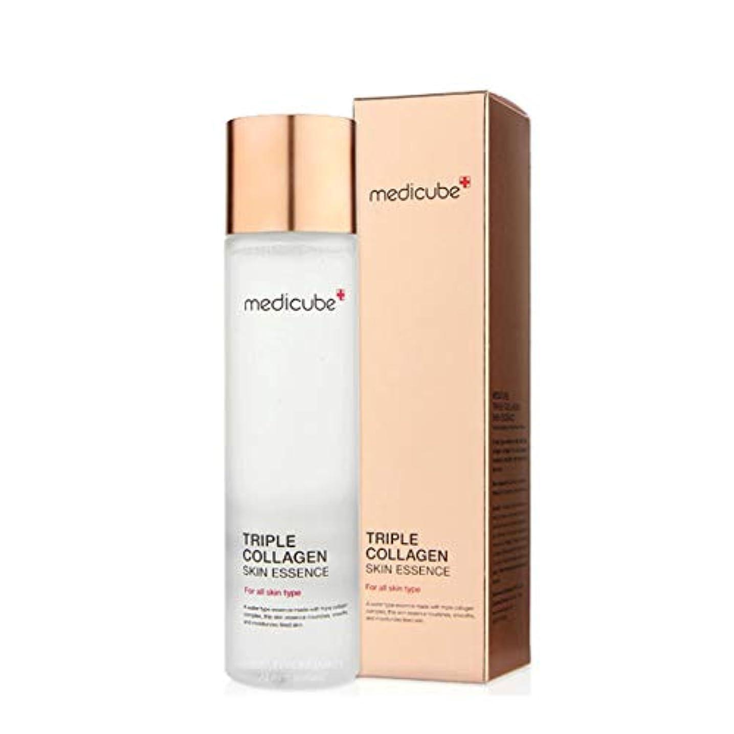 全国情報先祖メディキューブトリプルコラーゲンスキンエッセンス140ml 韓国コスメ、Medicube Triple Collagen Skin Essence 140ml Korean Cosmetics [並行輸入品]