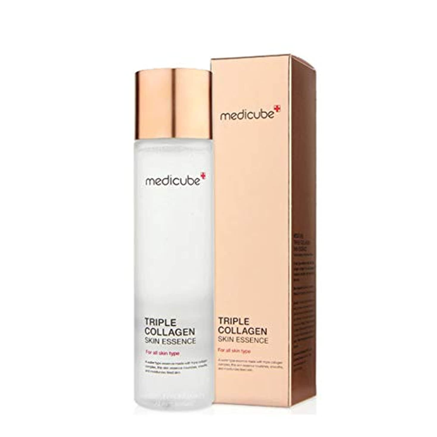 間違いスペード死の顎メディキューブトリプルコラーゲンスキンエッセンス140ml 韓国コスメ、Medicube Triple Collagen Skin Essence 140ml Korean Cosmetics [並行輸入品]