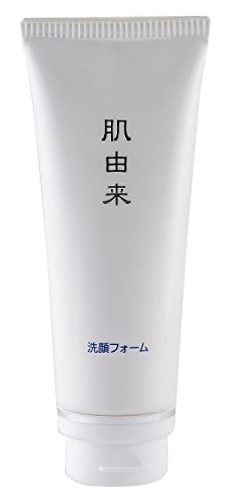 スーパーマーケットコート扱う肌由来化粧品 洗顔フォーム 110g