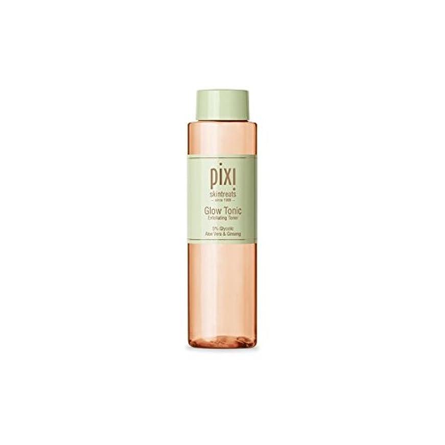 謙虚な警戒顔料Pixi Glow Tonic 250ml (Pack of 6) - グロートニック250ミリリットル x6 [並行輸入品]