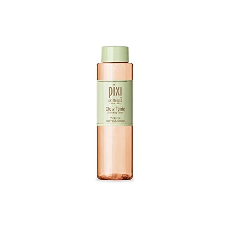 教育するセラー洗剤グロートニック250ミリリットル x4 - Pixi Glow Tonic 250ml (Pack of 4) [並行輸入品]