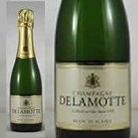 ドゥラモット ブリュット ブラン ド ブラン NV 正規品 ハーフサイズ 1/2 シャンパン 辛口 白 375ml