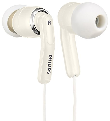 フィリップス ヘッドフォン インイヤーカナル式 ホワイト SHE9711