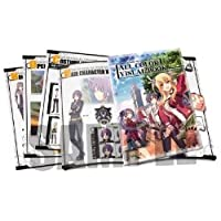 英雄伝説 閃の軌跡 PS3 PSVita 特典 ブック『閃の軌跡 オールカラー ビジュアルブック』【特典のみ】