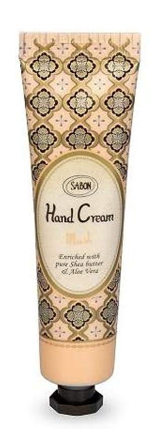 富豪にもかかわらず変換するsabon サボン ハンドクリーム ムスク