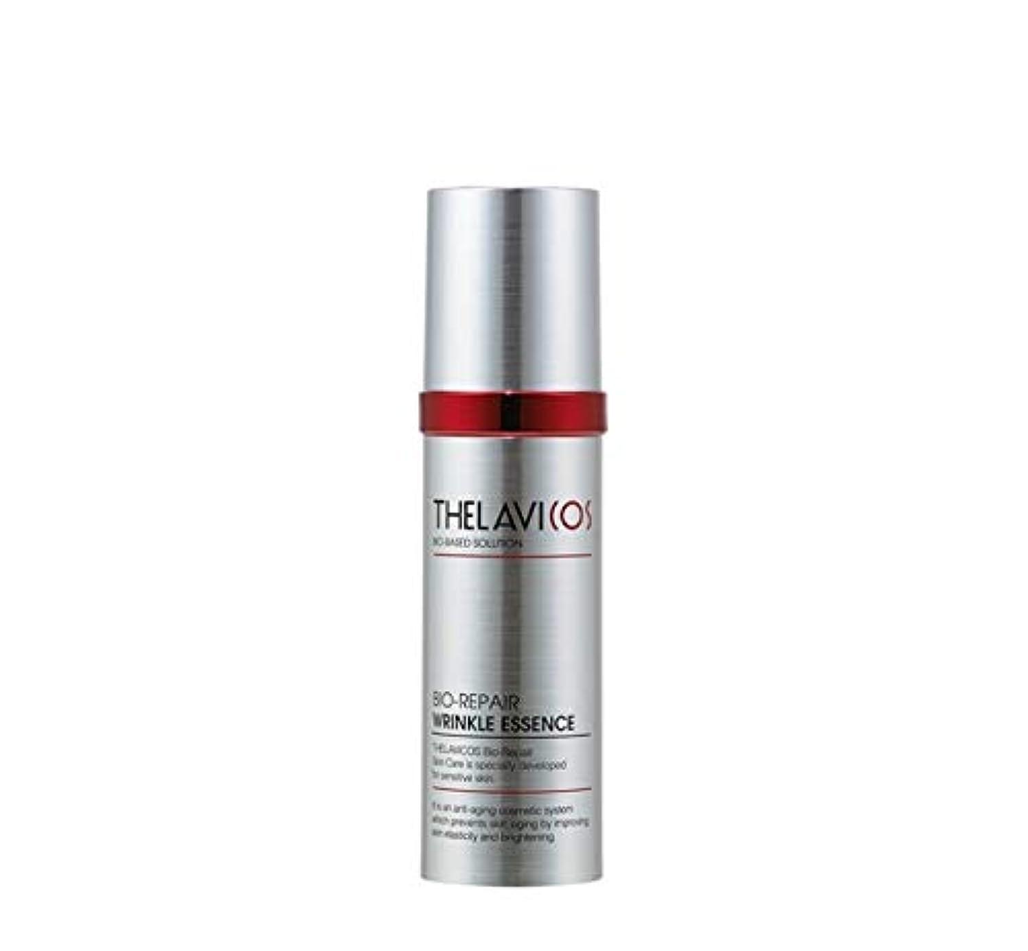 現実にはによると励起セラビコス THELAVICOS バイオリペア リンクル エッセンス 美容液
