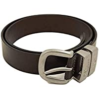 "R. M. Williams 1 1/2"" 3 Piece Solid Hide Belt,"