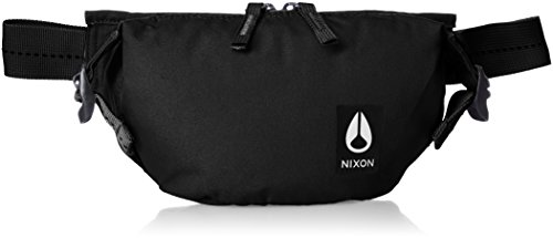 [ニクソン] ボディーバック TRESTLES HIP PACK BAG NC2851001-00 ALL BLACK ALL BLACK