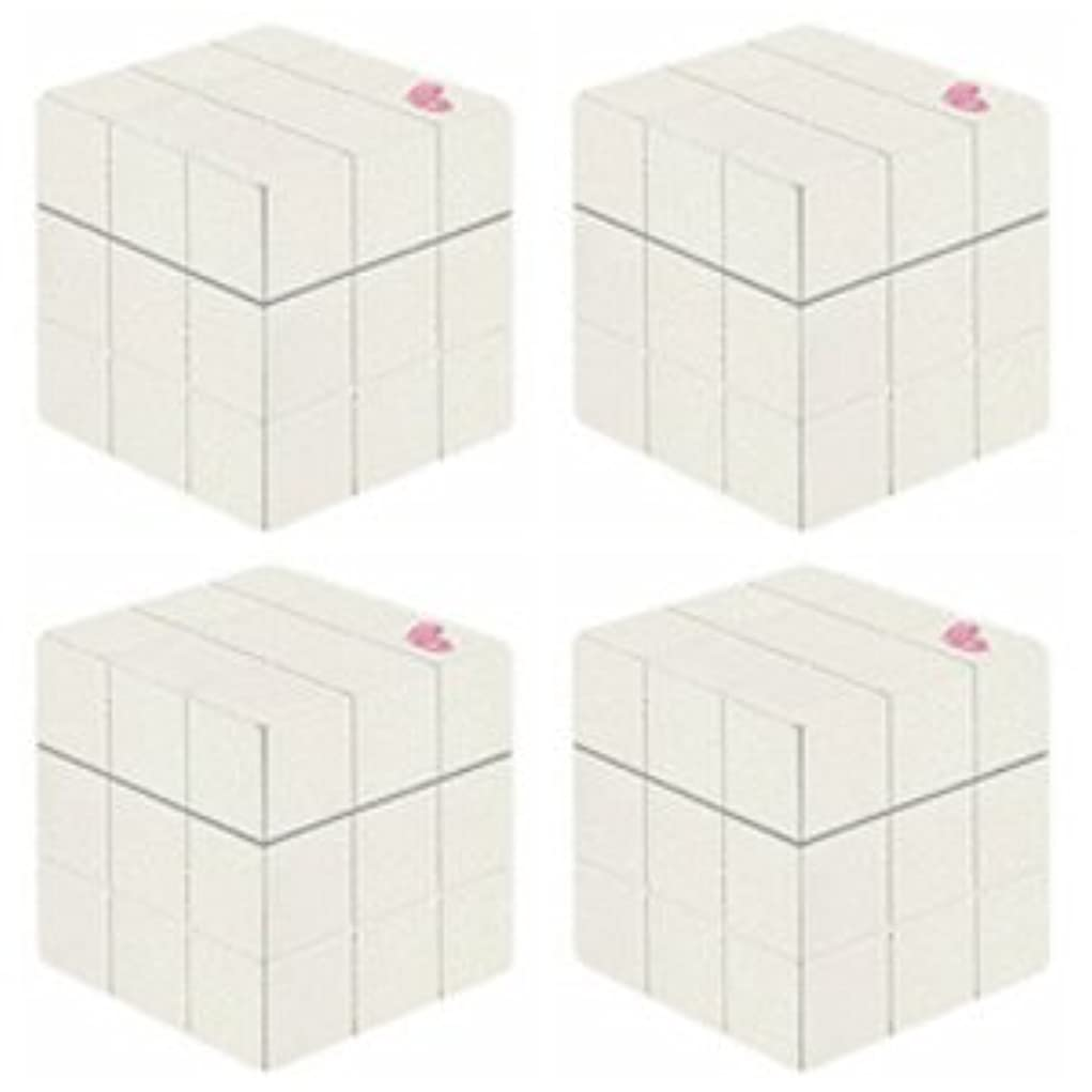 店主世論調査ゼリー【X4個セット】 アリミノ ピース プロデザインシリーズ グロスワックス ホワイト 80g ARIMINO