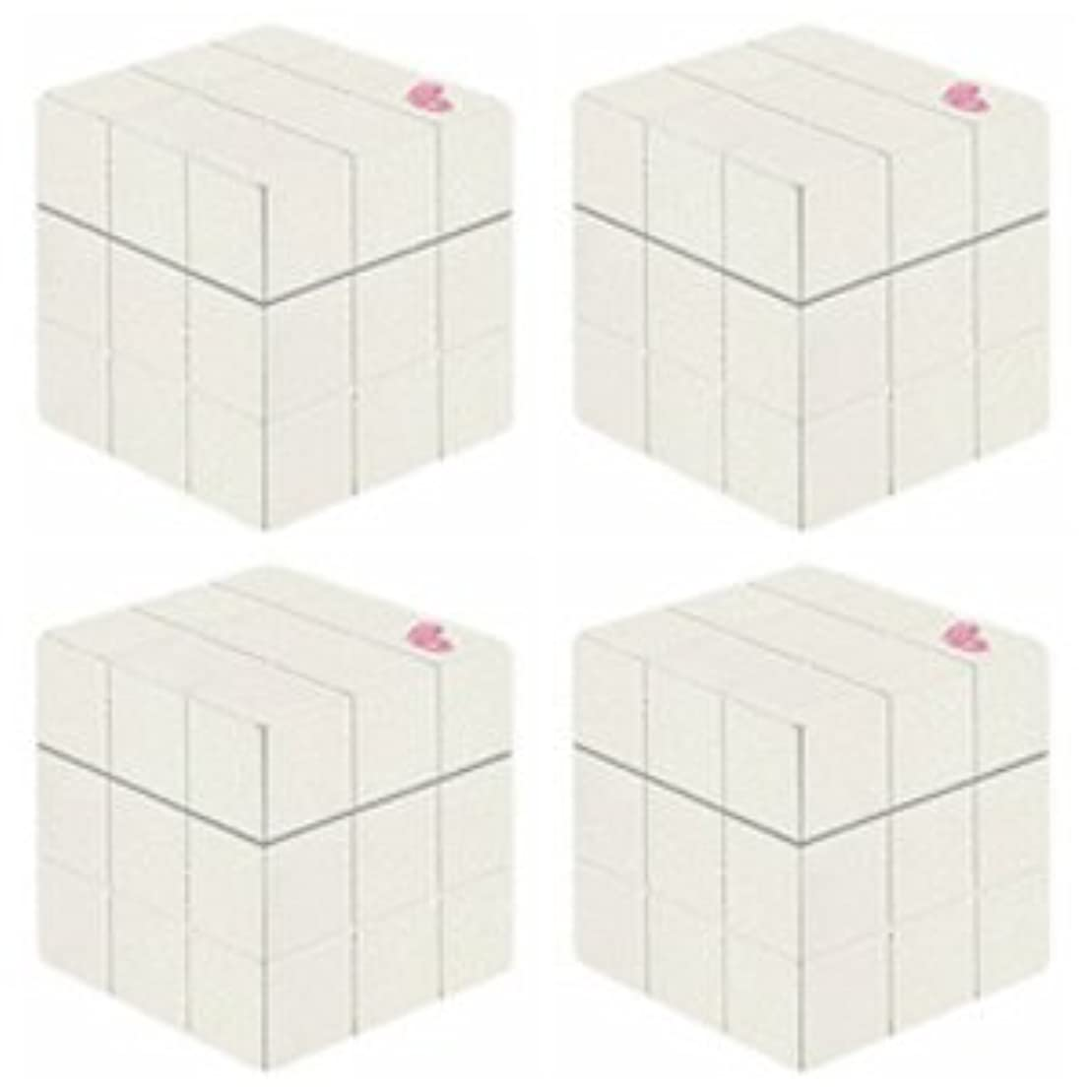 銛タブレット一回【X4個セット】 アリミノ ピース プロデザインシリーズ グロスワックス ホワイト 80g ARIMINO