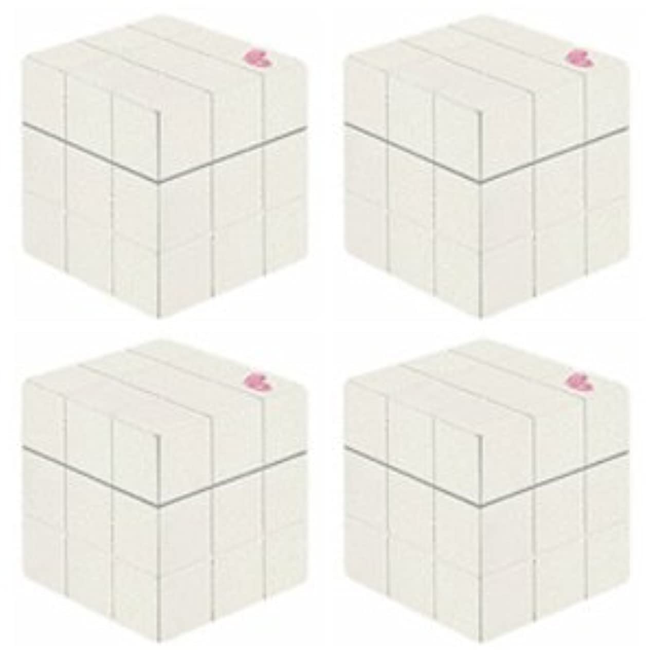 ハチレキシコンイノセンス【X4個セット】 アリミノ ピース プロデザインシリーズ グロスワックス ホワイト 80g ARIMINO