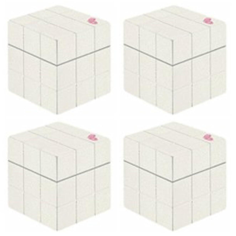 【X4個セット】 アリミノ ピース プロデザインシリーズ グロスワックス ホワイト 80g ARIMINO
