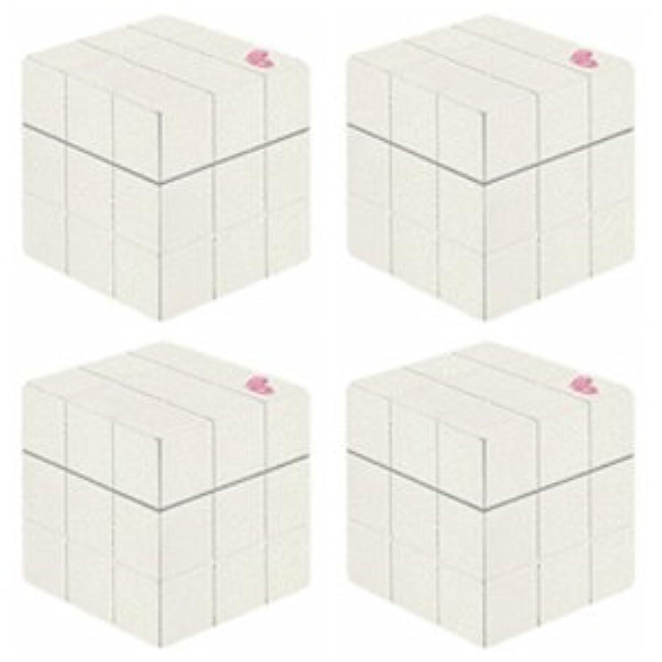 湿度ペルソナバリー【X4個セット】 アリミノ ピース プロデザインシリーズ グロスワックス ホワイト 80g ARIMINO