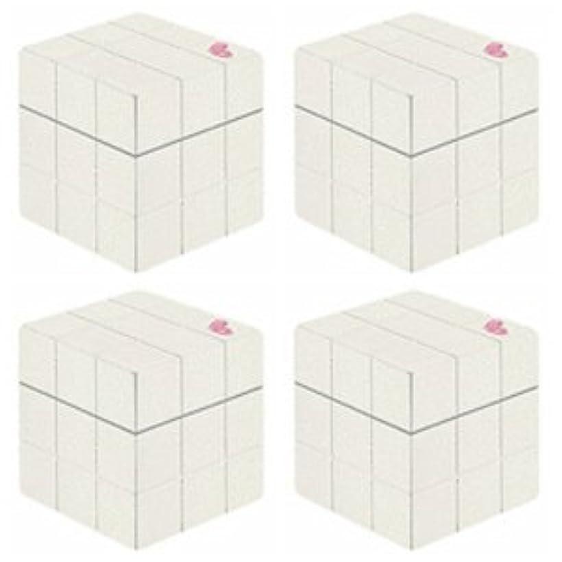 マンモスアサー浴【X4個セット】 アリミノ ピース プロデザインシリーズ グロスワックス ホワイト 80g ARIMINO