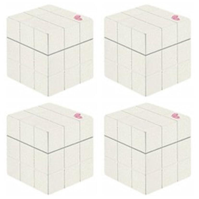 ロック消すロック【X4個セット】 アリミノ ピース プロデザインシリーズ グロスワックス ホワイト 80g ARIMINO