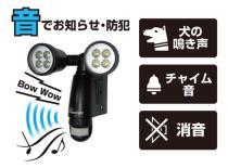 superlight 録画機能付きセンサーライト