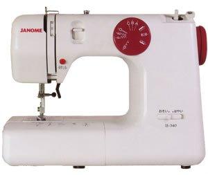 【電子ミシン】ジャノメ JANOME 機能性を重視した本格的パワフルミシン IJ-340