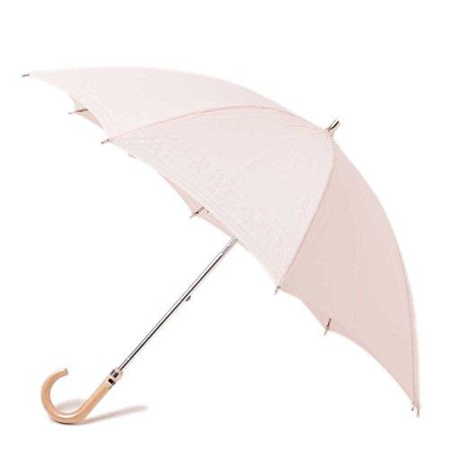 傘 晴雨兼用 UVカット コンパクト 日傘 全長53.5~72cm 親骨47cm バーバリー 71852 BURBERRY ピンク レディース