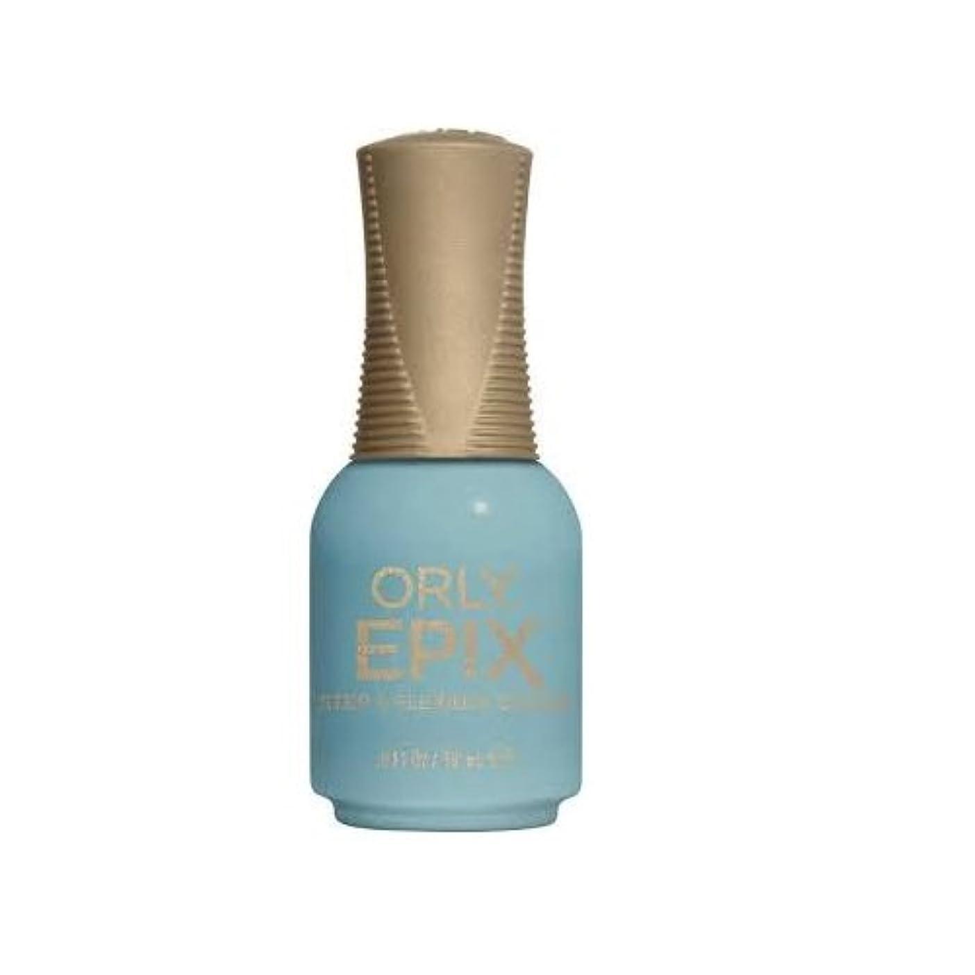 スタックアレルギー置くためにパックOrly Epix Flexible Color Lacquer - Cameo - 0.6oz/18ml