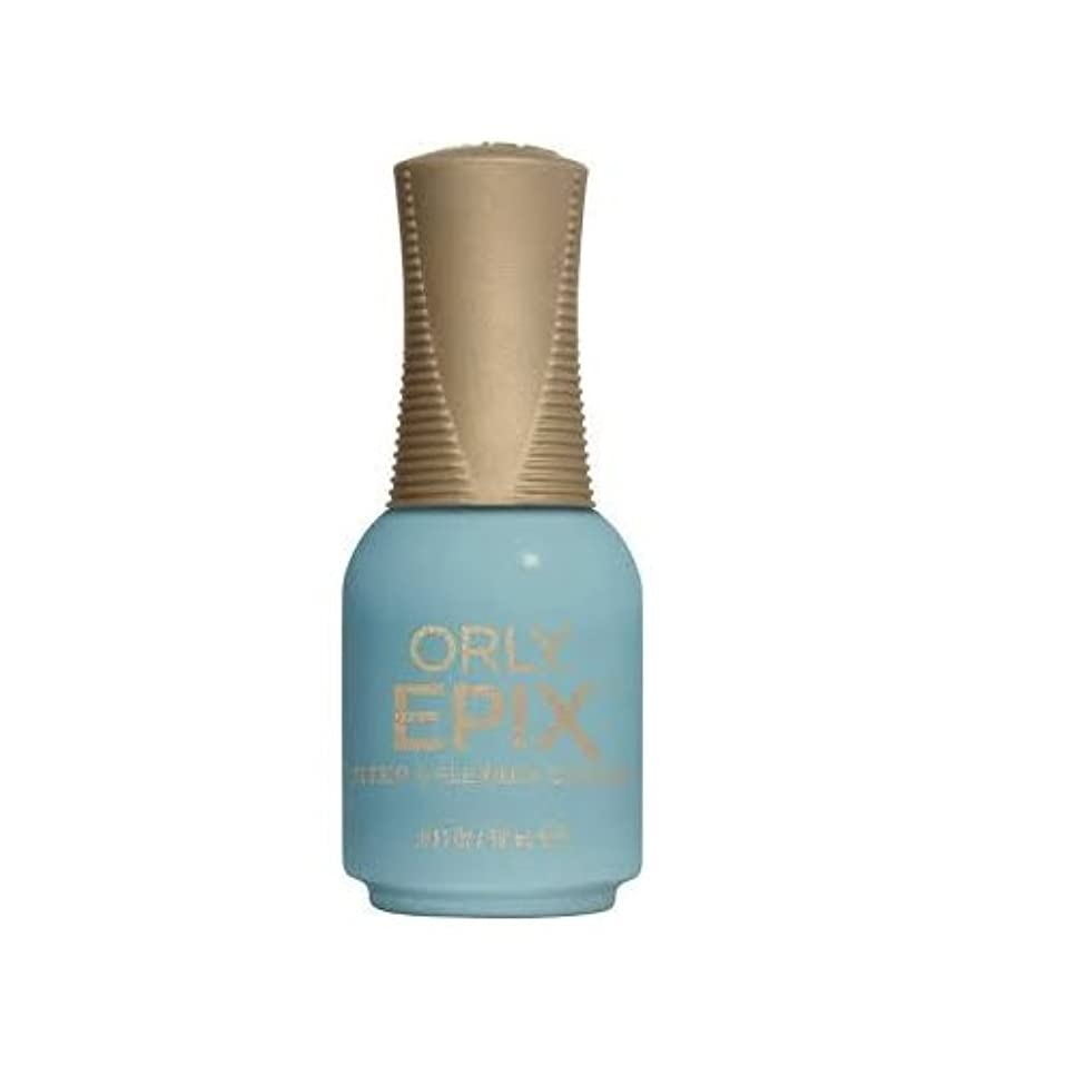 スロベニア背景ぐるぐるOrly Epix Flexible Color Lacquer - Cameo - 0.6oz/18ml