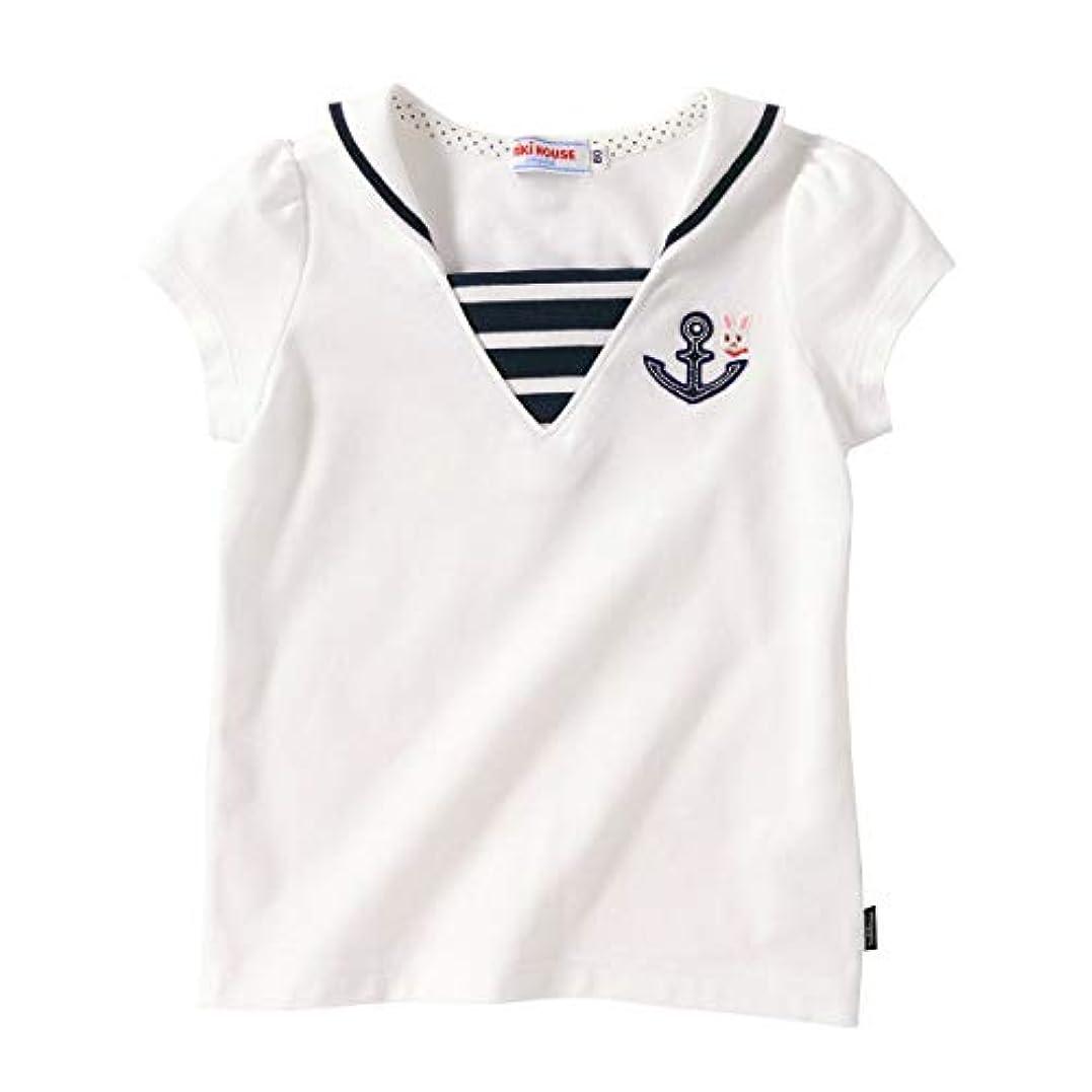 請求可能東方ジャズミキハウス (MIKIHOUSE) Tシャツ 12-5221-973 女の子 70cm~120cm
