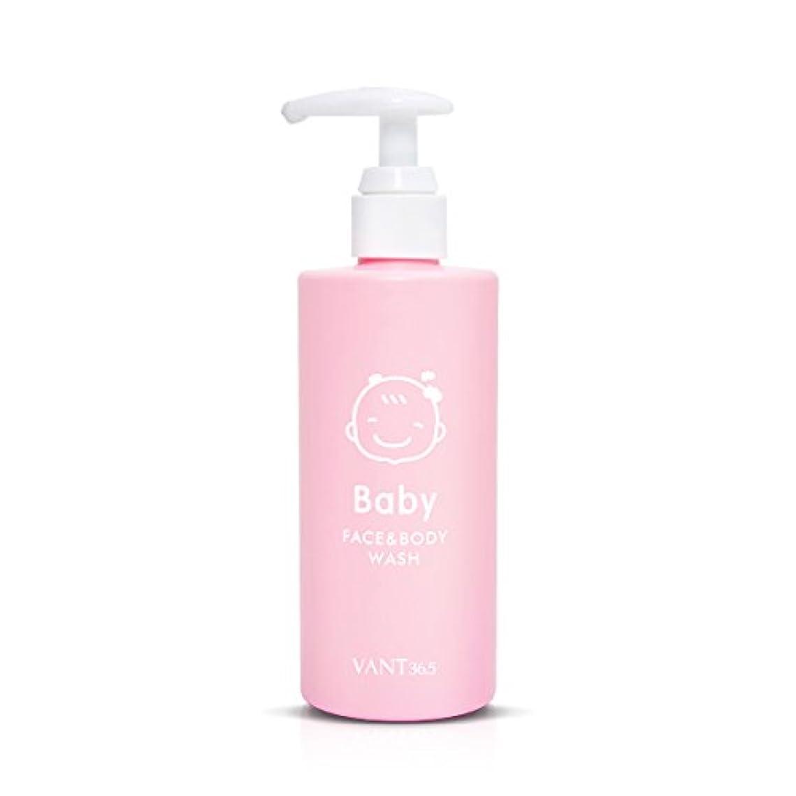 必要ないハグバンジョーVANT36.5 Baby Face & Body Wash 300ml/バント36.5 ベビー フェイス&ボディ ウォッシュ 300ml [並行輸入品]