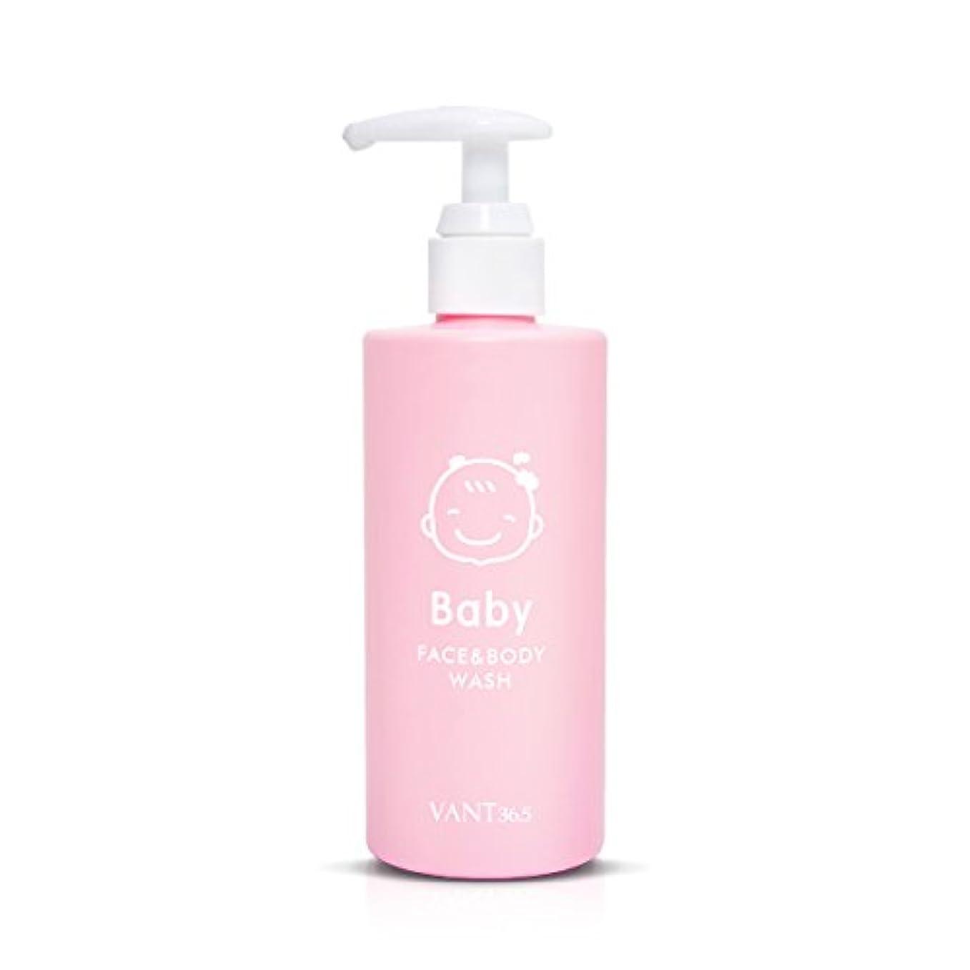 荒らすトレーダーサルベージVANT36.5 Baby Face & Body Wash 300ml/バント36.5 ベビー フェイス&ボディ ウォッシュ 300ml [並行輸入品]