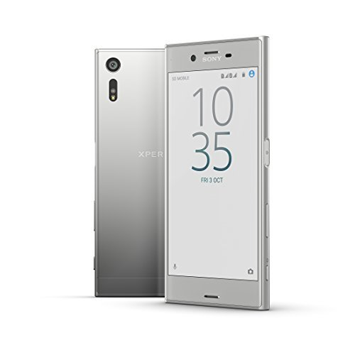 SONY (ソニー)  Xperia XZ Dual SIM シルバー F8332  B01M20WXWS 1枚目