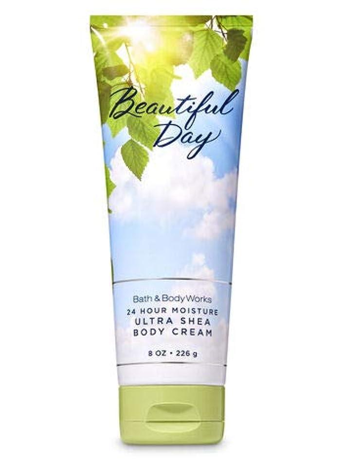 汚すチャンピオン悲観的Bath&Body works  ビューティフルディ ボディクリーム Beautiful Day [並行輸入品]
