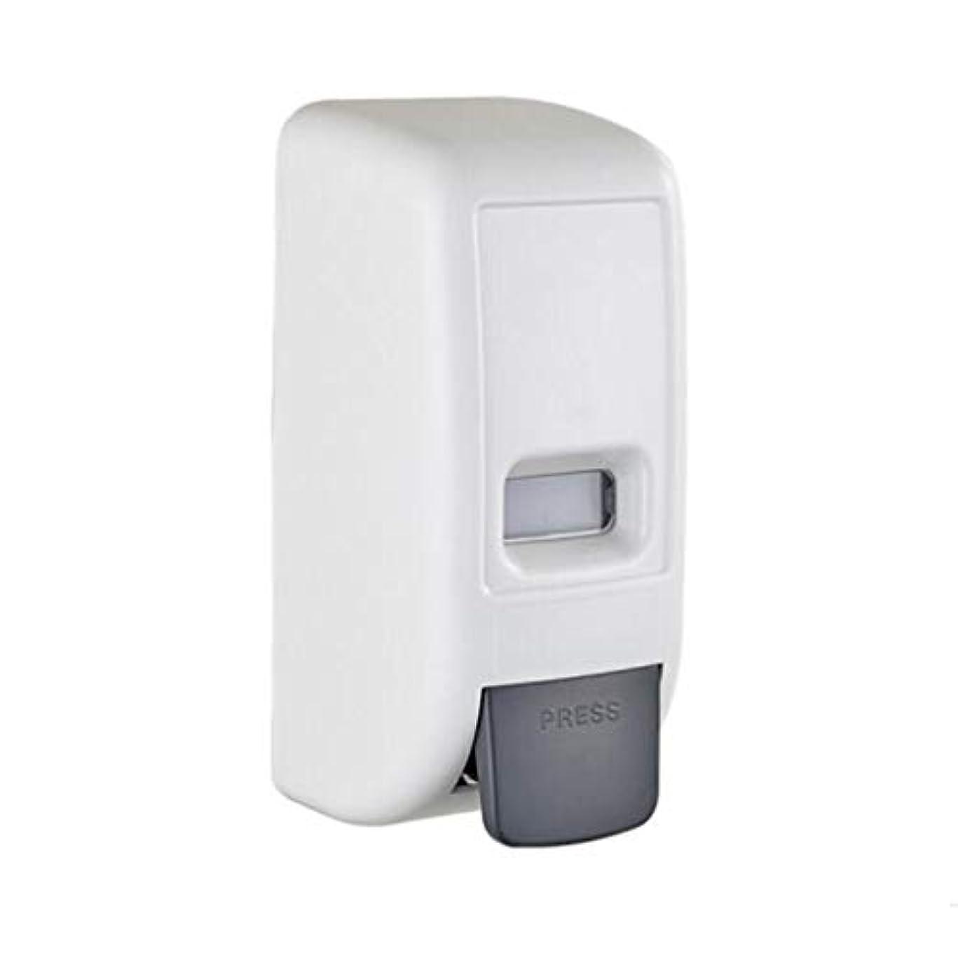 トイレ喜び論理的にKylinssh ウォールマウントソープディスペンサーシャンプー/ローションシングルボトル800ml