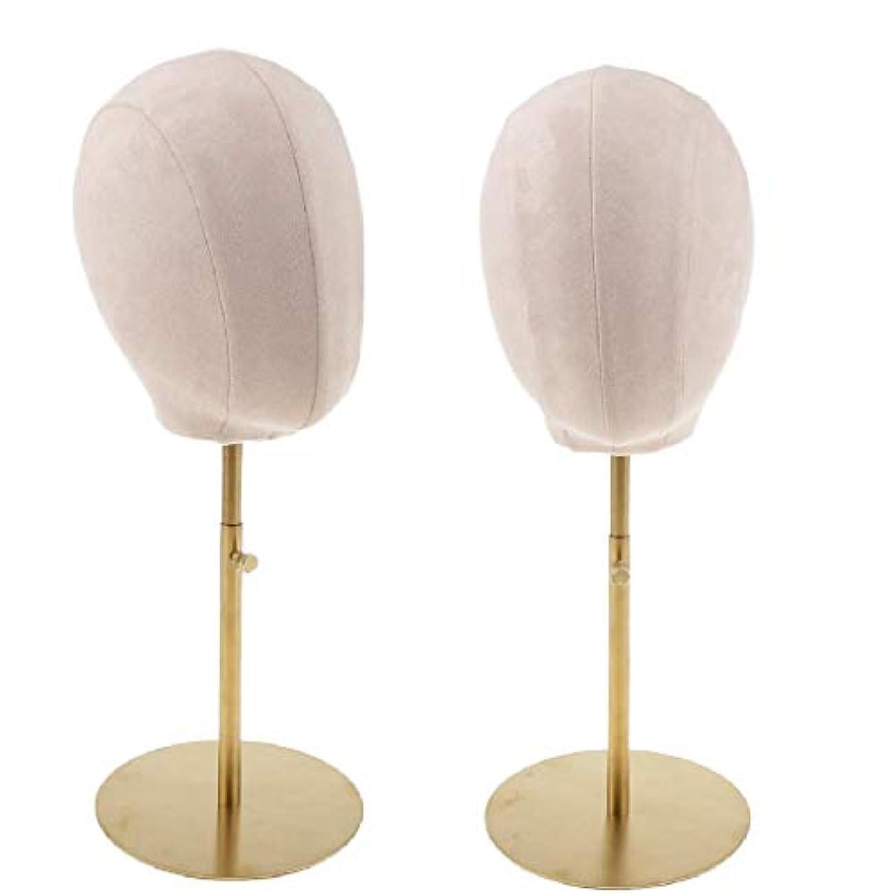 原稿平和市民Tachiuwa マネキンヘッド ディスプレイ 頭部モデル ウィッグスタンド 帽子 収納 ハンガー 調節可能な高さ