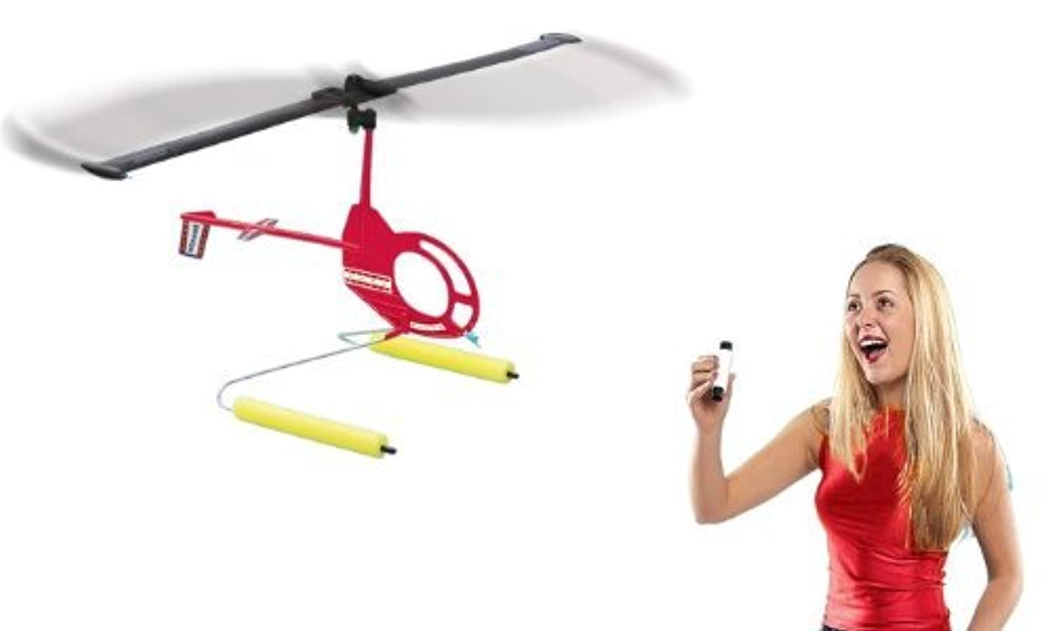 Wind Powered ToyヘリコプターKite gyrokite gyroglider GyrocopterモデルNot RCラジオコントロール、は電池、燃料なし、モーター、輪ゴムno、必要なのは風にこのCopter Power Up to 100フィート高。GREAT STOCKING STUFFER 。