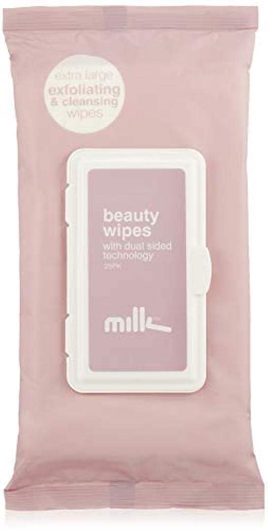 廊下野な正当化するMILK(ミルク) ビューティーワイプ 25枚入り