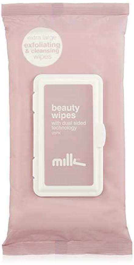 アルコール熱帯の空白MILK(ミルク) BEAUTY WIPES 25枚
