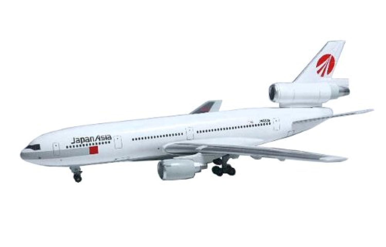 DRAGON 1/400 DC-10-40 日本アジア航空 JA8534 完成品
