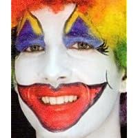 クリームメイクアップスタック クラウン 5色セット Cream Makeup Stack, Clown, (1/8oz×5) CC001C