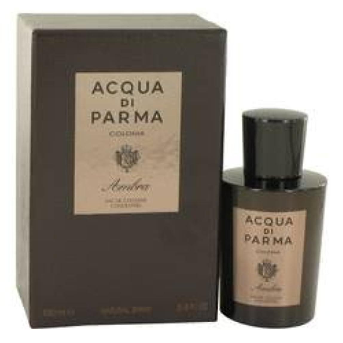 詳細にはい帽子Acqua Di Parma Colonia Ambra Eau De Cologne Concentrate Spray By Acqua Di Parma