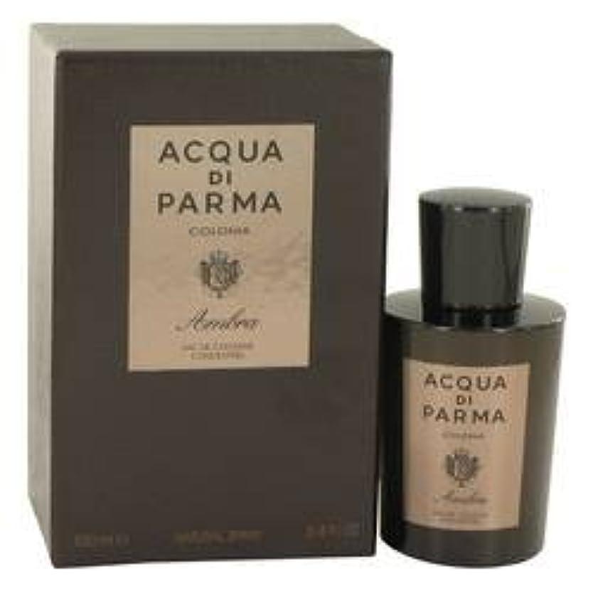 病気の溢れんばかりの慣らすAcqua Di Parma Colonia Ambra Eau De Cologne Concentrate Spray By Acqua Di Parma