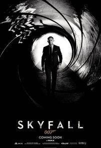007 スカイフォール  映画パンフレット 監督 サム・メンデス 出演 ダニエル・クレイグ、サム・メンデス、ハビエル・バルデム、ジュディ・デンチ