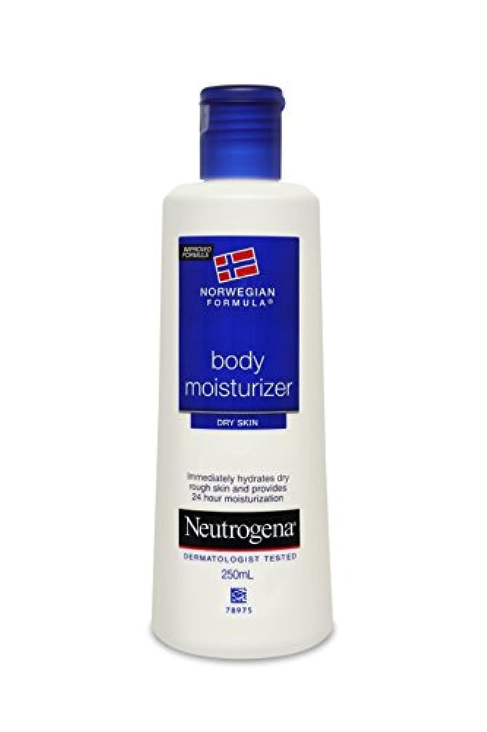 ガチョウ廃棄する羊のNeutrogena Norwegian Formula Body Moisturizer (for Dry Skin), 250ml