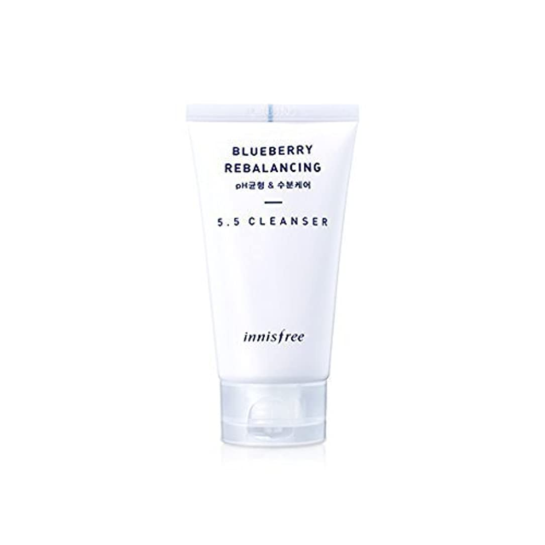 パイプ醸造所逮捕Innisfree Blueberry Rebalancing 5.5 Cleanser 100ml [並行輸入品]