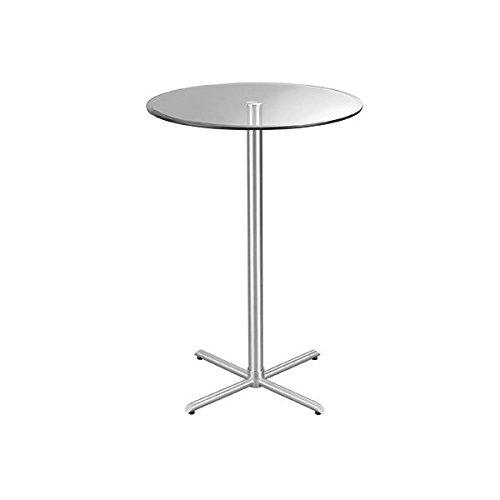 あずま工芸 カフェテーブル おしゃれ モダン 机 カウンター LDT-7410