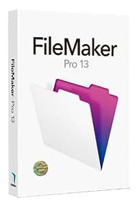 FileMaker Pro 13 Single User License HFTS2J/A