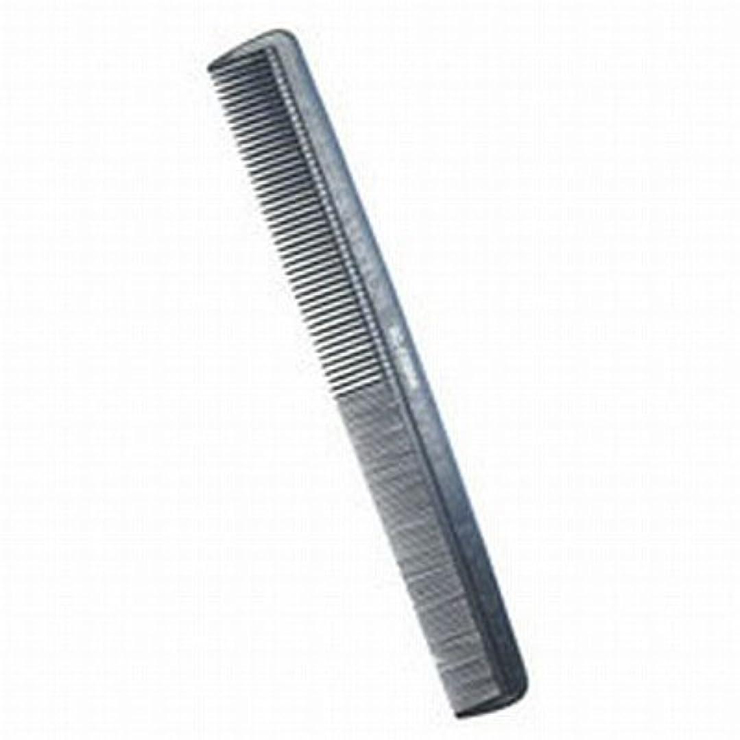 つかの間ポップそれにもかかわらずScalpmaster Carbon Cutting Comb (Pack of 2) [並行輸入品]