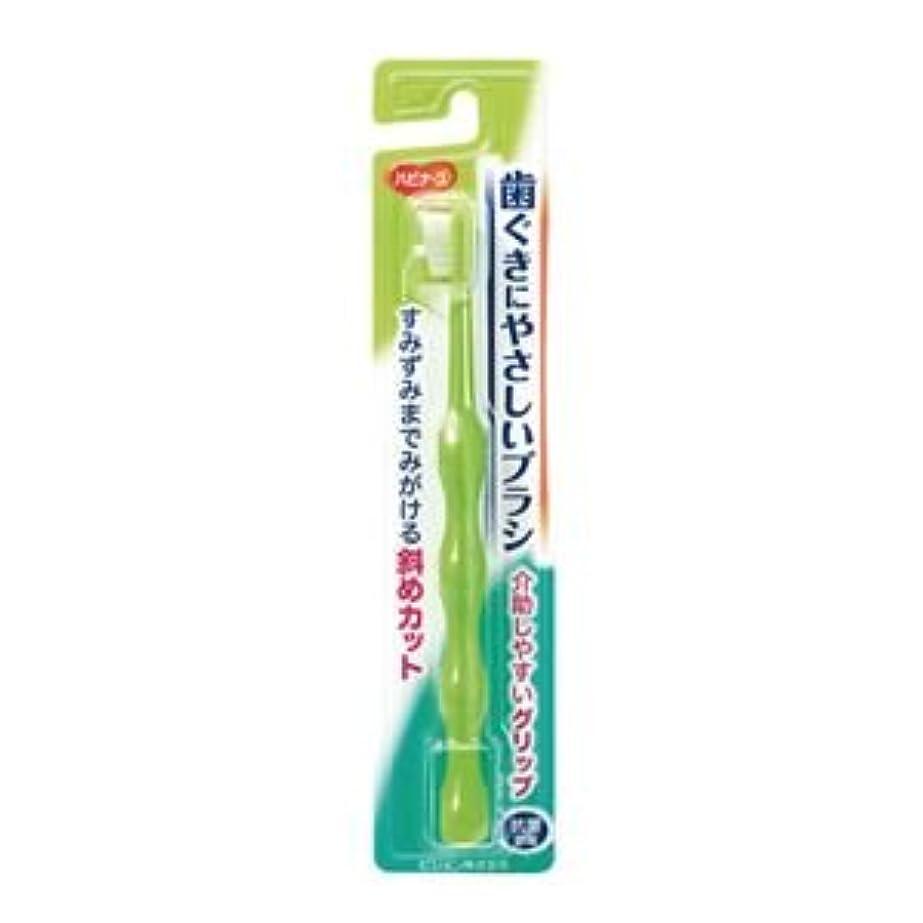 石膏宅配便欲望(業務用20セット) ピジョン ハビナース 歯ぐきにやさしいブラシ
