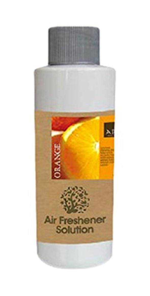 ジムゴミ箱を空にする平和なアロマソリューション オレンジ