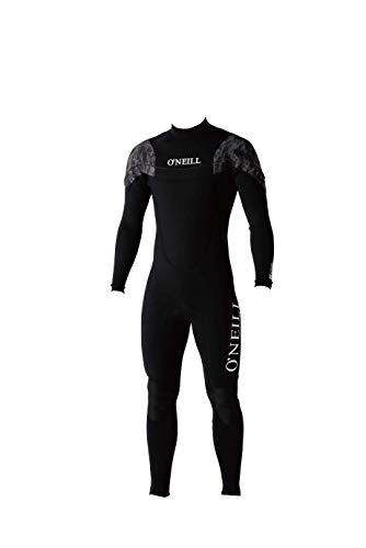 2019 O'NEILL / オニール FUSE SC / フューズ 3×2 WF-6560 ウェットスーツ サーフィン フルスーツ BLK/TIDE-BLK ML