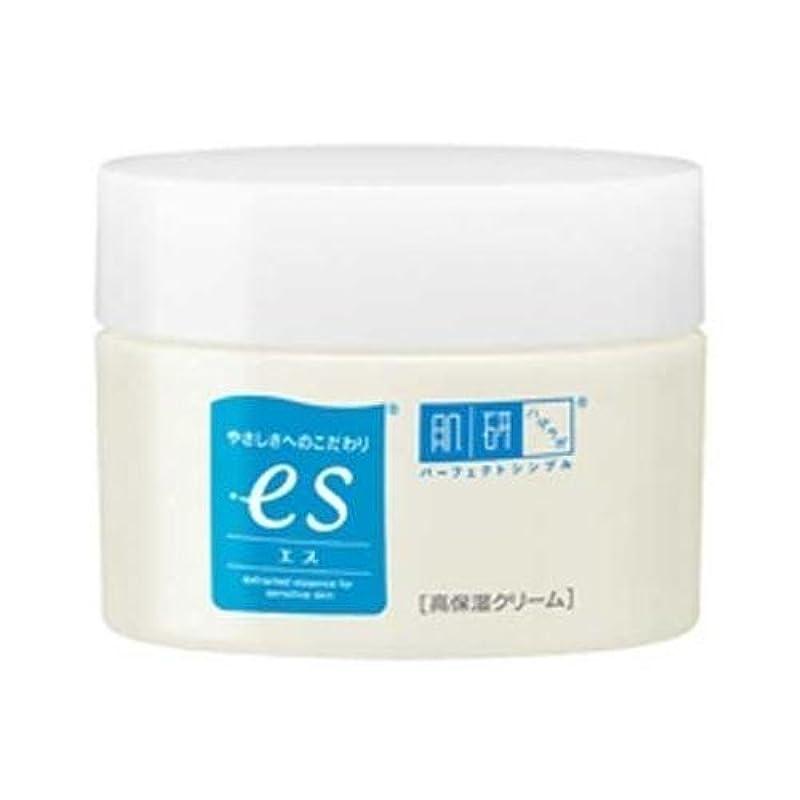 付録バイバイ更新する肌ラボ es(エス) ナノ化ミネラルヒアルロン酸配合 無添加処方 高保湿クリーム 50g