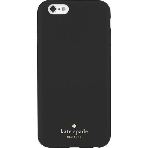 Kate Spade iPhone6 ケイトスペード レザーケース 並行輸入品 黒 Black
