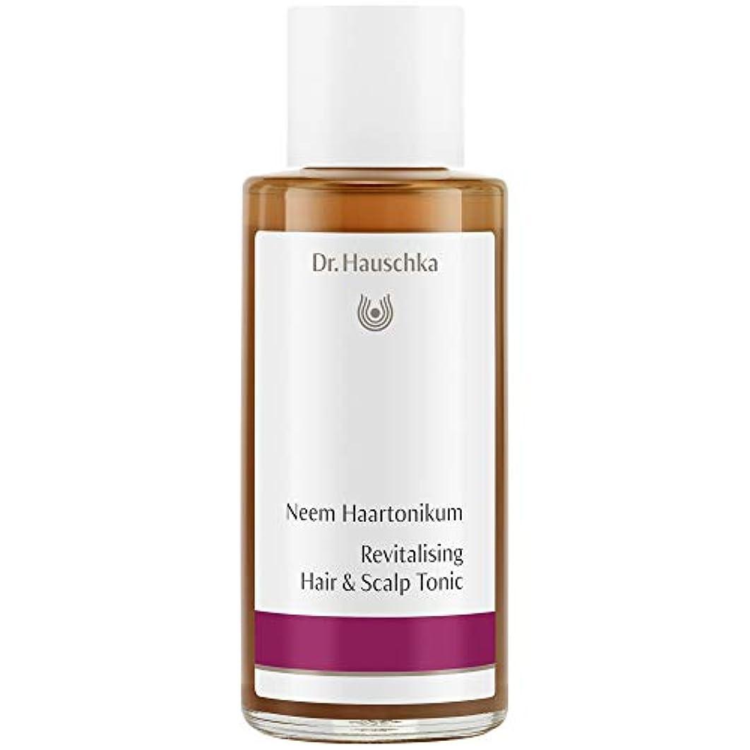 膨張する哲学的ずんぐりした[Dr Hauschka] Drハウシュカニームヘアローション100ミリリットル - Dr Hauschka Neem Hair Lotion 100ml [並行輸入品]